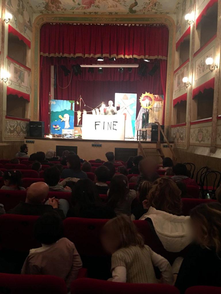 """""""La gallinella rossa"""" - San Lorenzo in Campo domenica 19 novembre 2017"""